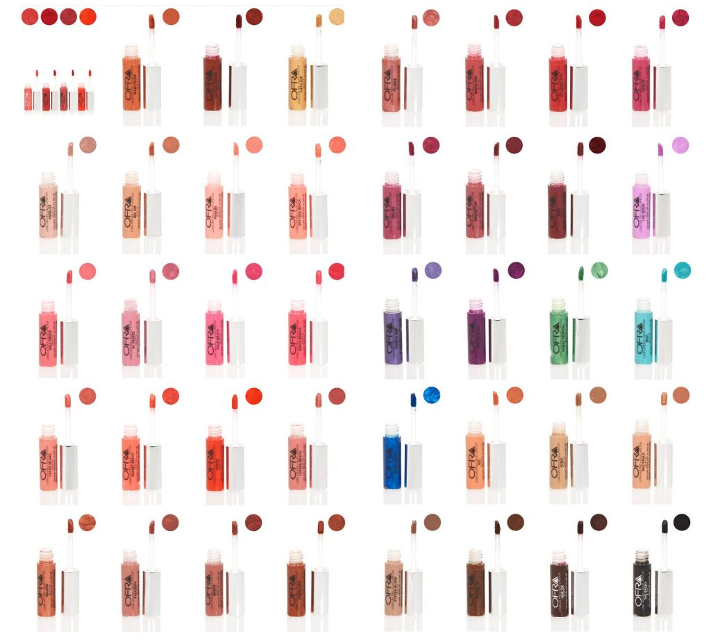 OFRA Color Liquid Lipsticks