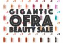 Major Sale: 50% Off OFRA Cosmetics This Weekend Only