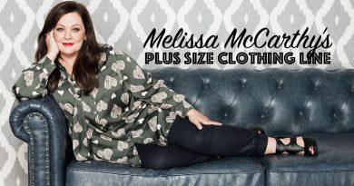 melissa mccarthy seven7 clothing fashion line