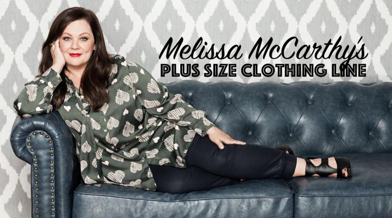 Melissa McCarthy's Awesome Plus Size Fashion Line with Seven7