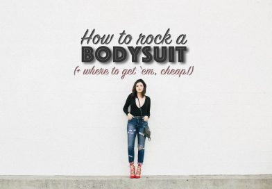 Where to Get The Best Affordable Bodysuits