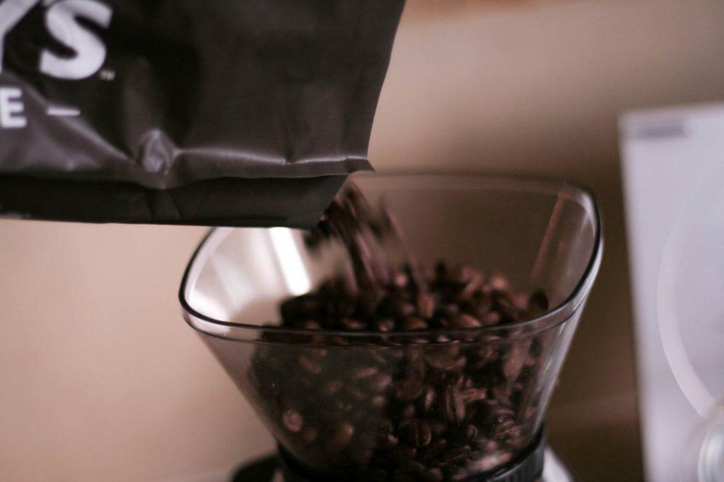 cuisinart coffee burr grinder