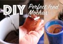 How to Make the Perfect Iced Mocha at Home