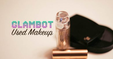 Glambot Secondhand Makeup Review feat
