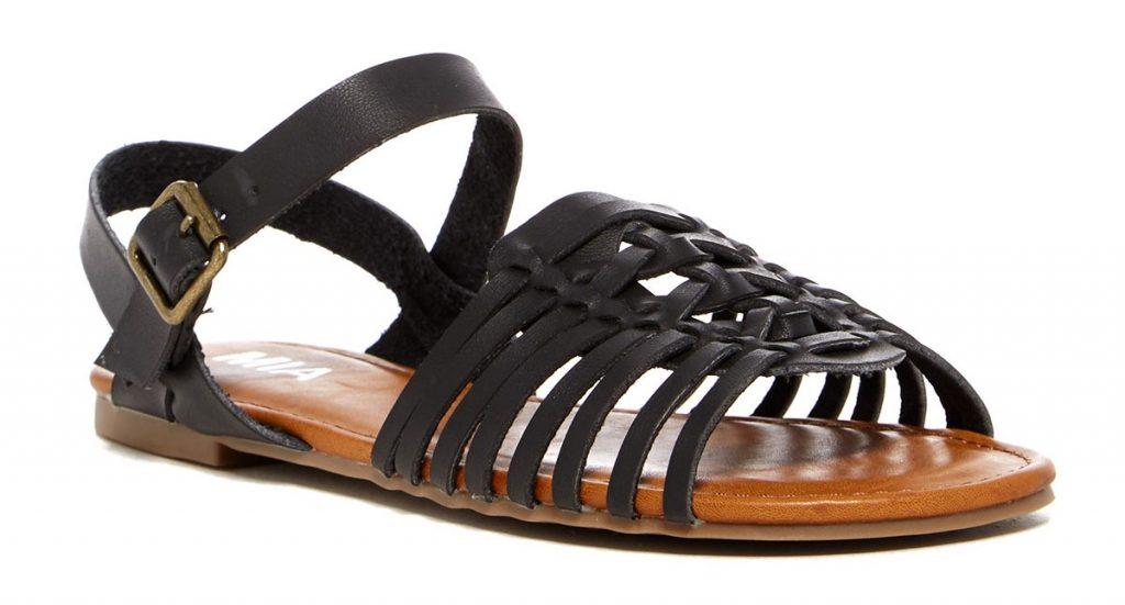 MIA Caya Huarache Sandals