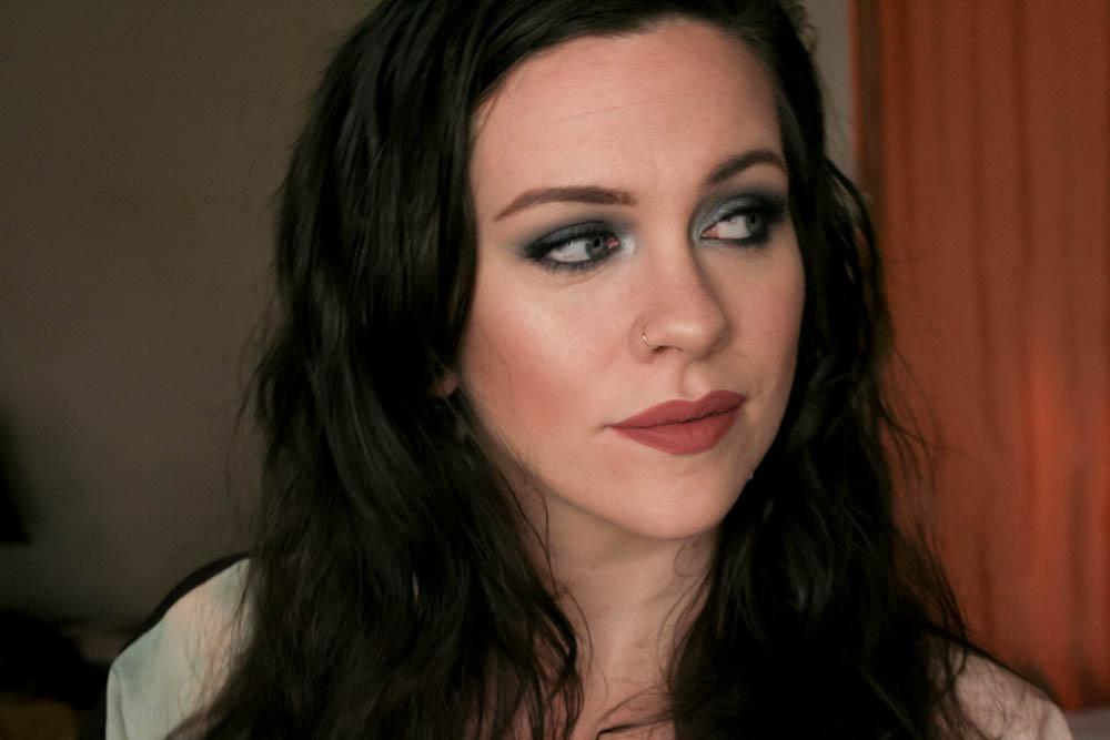 lindsay ginn drugstore beauty eyeshadow palette review