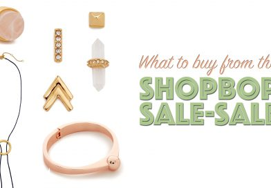 What to Buy at Shopbop's Sale-Sale