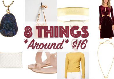 8 Things That Are *Around* $16