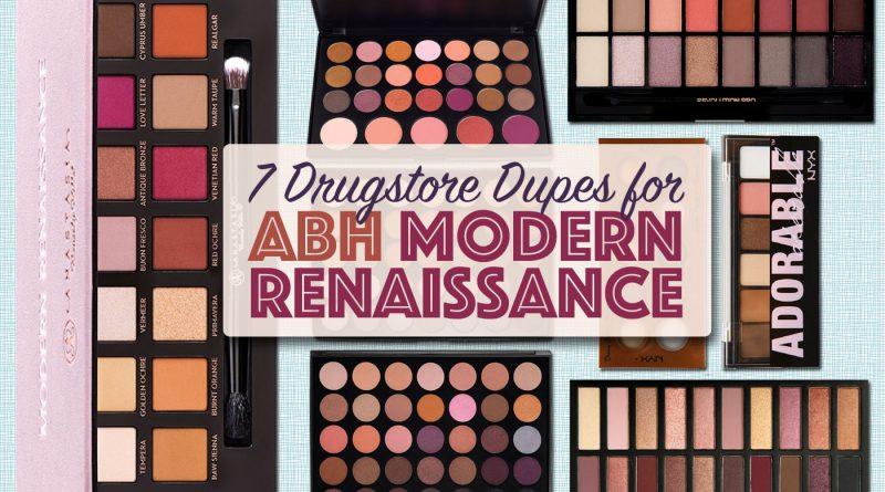 7 Drugstore Dupes for the Modern Renaissance Palette
