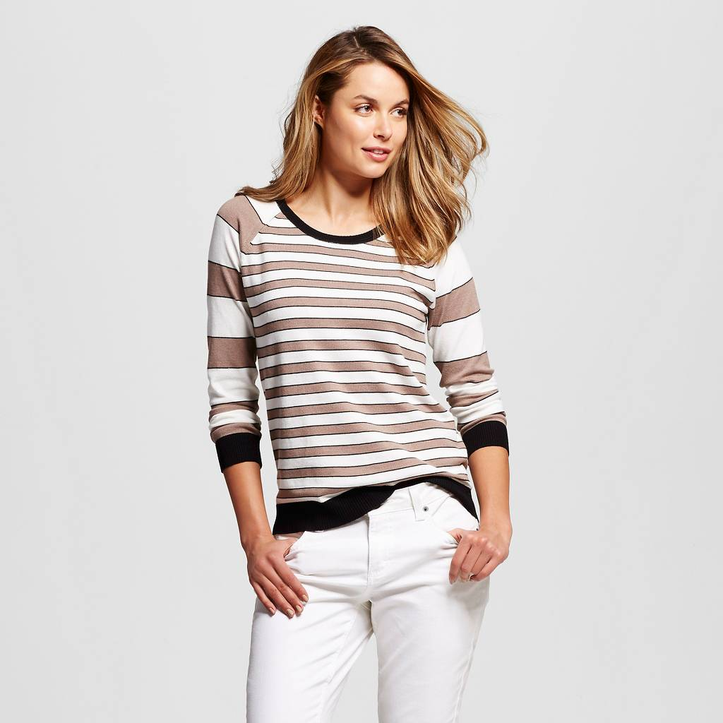 Target Mixed Stripe Sweater