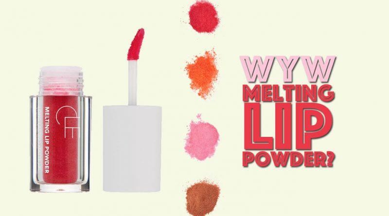 CLE Melting Lip Powder feat