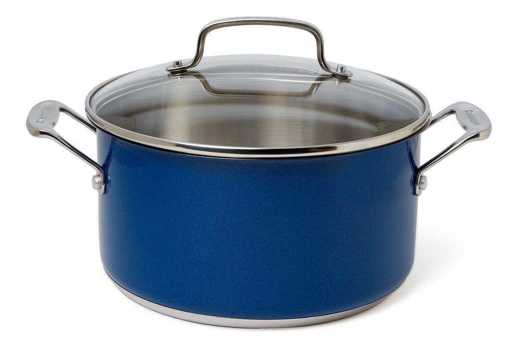 Cuisinart 6QT Stock Pot Gilt