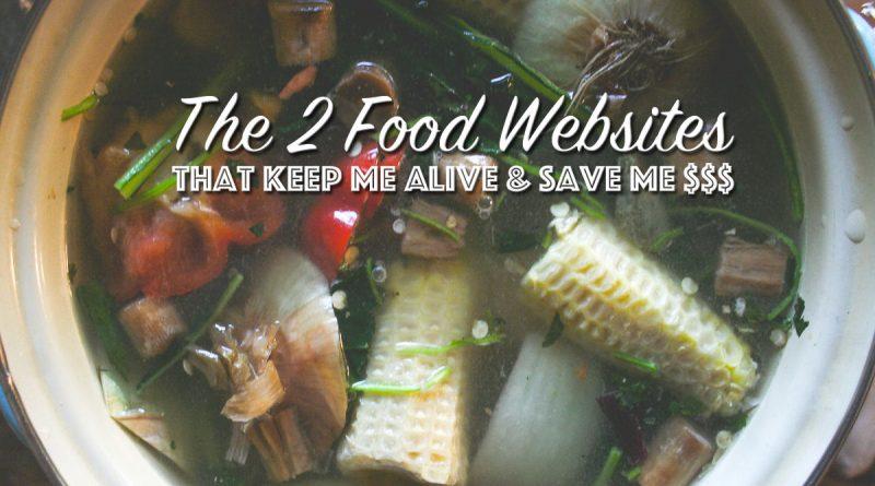 Food Websites Recipes Budget Meal Planning