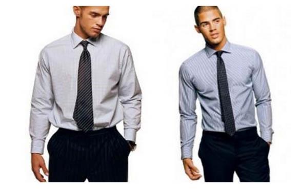 Loose Shirt vs Wide Shirt