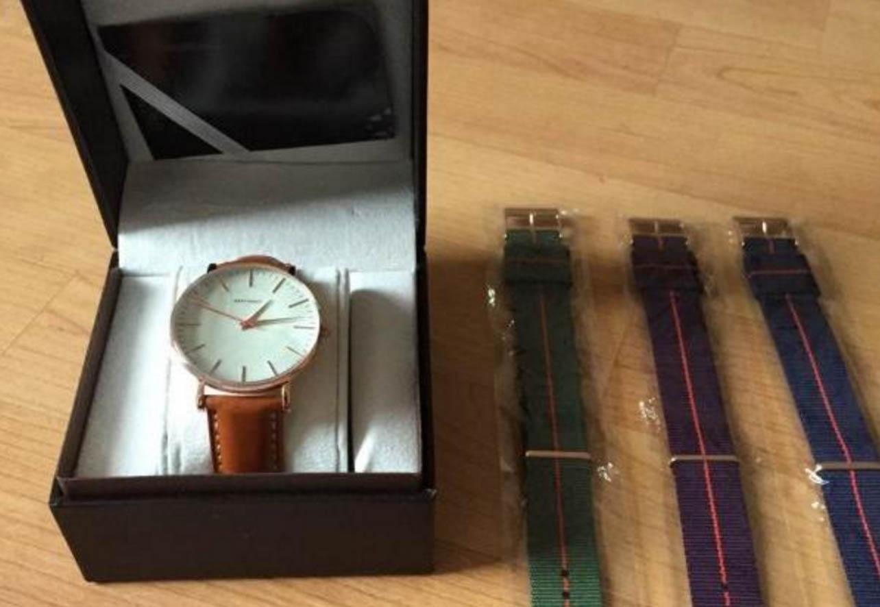 Minimalist Watches 1