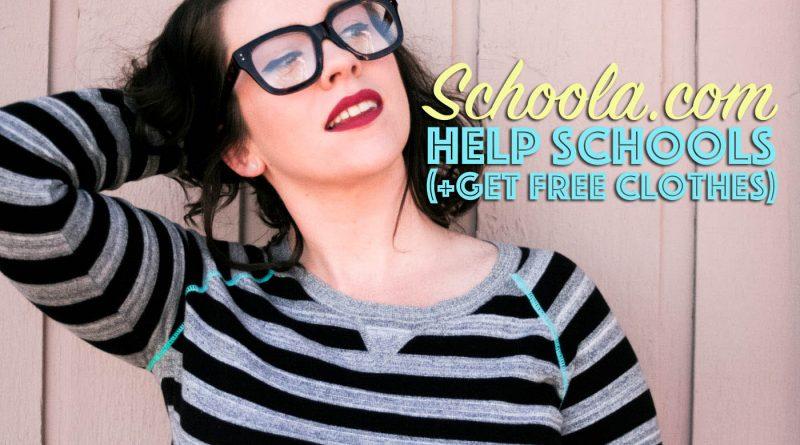 Schoola Free Clothes 1 feat