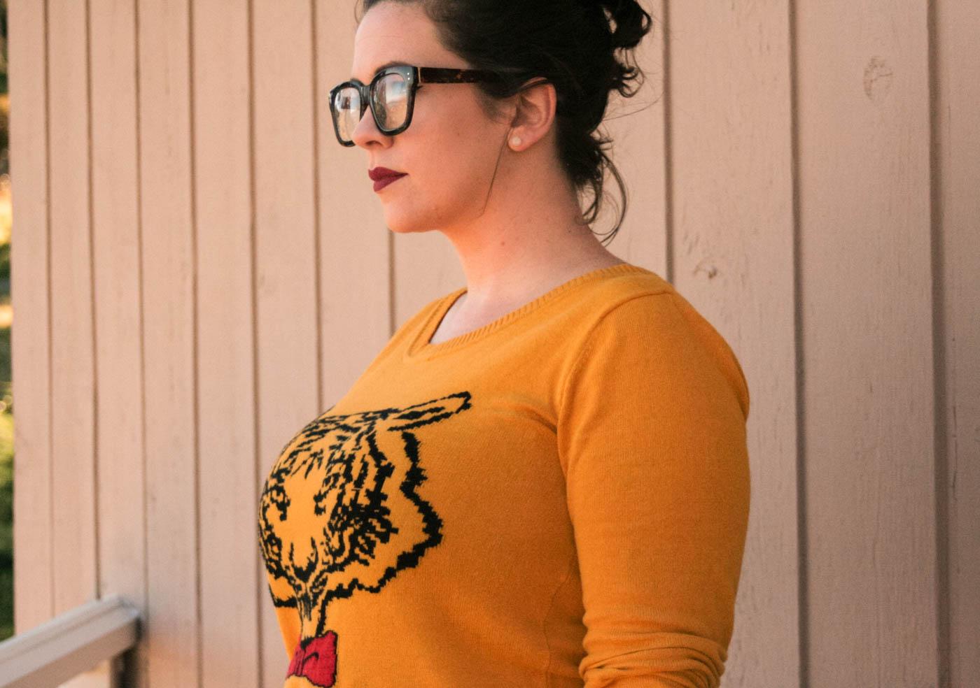 Schoola Tiger Sweater - 2