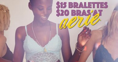 aerie bralette sale feat