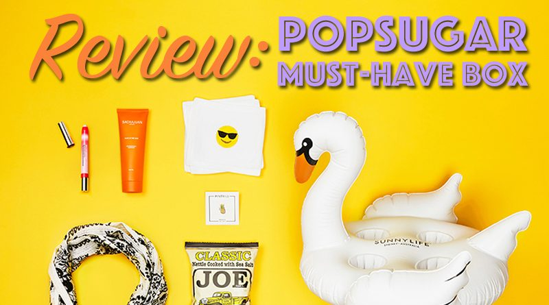 popsugar must have box feat