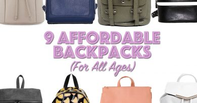 Budget Backpacks Back to School 2016 feat