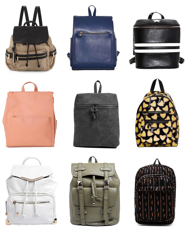 Budget Backpacks Back to School 2016