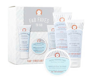 first aid beauty skincare sampler ulta