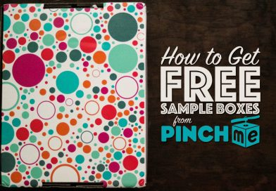 PINCHme: Anyone Can Receive Free Sample Boxes!