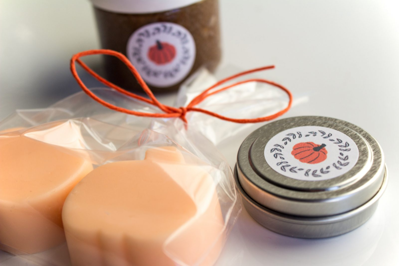 Happee Body Pumpkin Spice Collection Gift Set