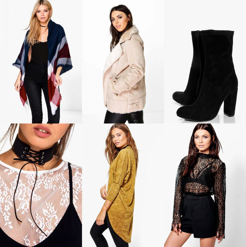 50% Off Everything at Boohoo: Winter Staples