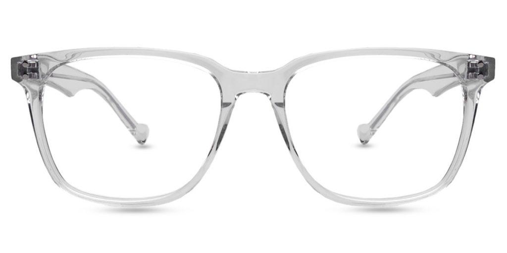 Clear Wayfarer Prescription Glasses from Firmoo