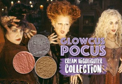 Glowcus Pocus: Halloween Cream Highlighter Inspired by Hocus Pocus