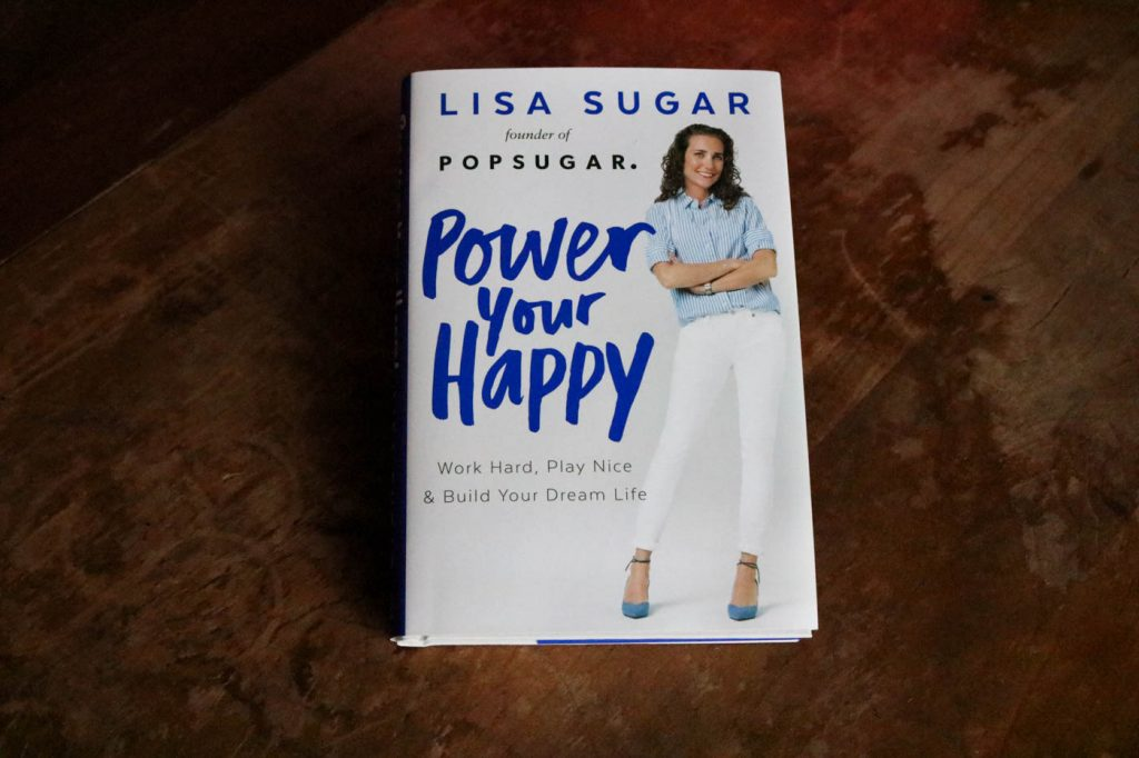 self-help book by shopstyle founder