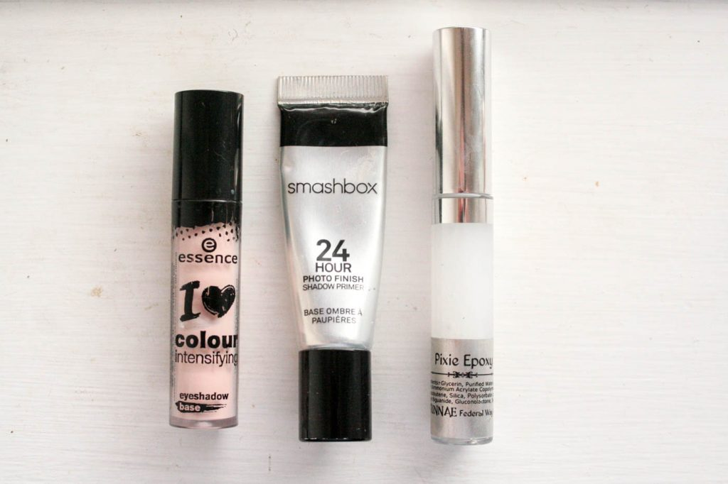 Excellent Eye Primers for Duochrome Shadows