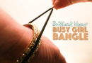 The Most Ingenious Bracelet Ever: Busy Girl Bangle