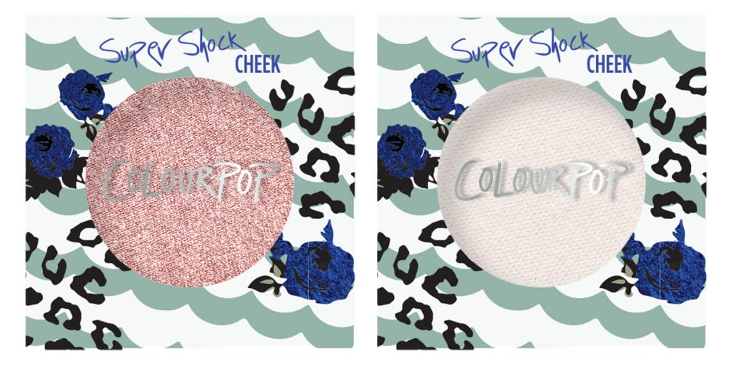 Colourpop Holiday 2016 Highlight Colors