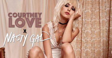 Courtney Love x NastyGal - 90s Fashion Wardrobe Dream