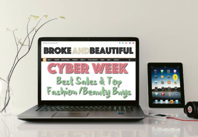 Cyber Week: Best Style Finds & Affordable Fashion Sales