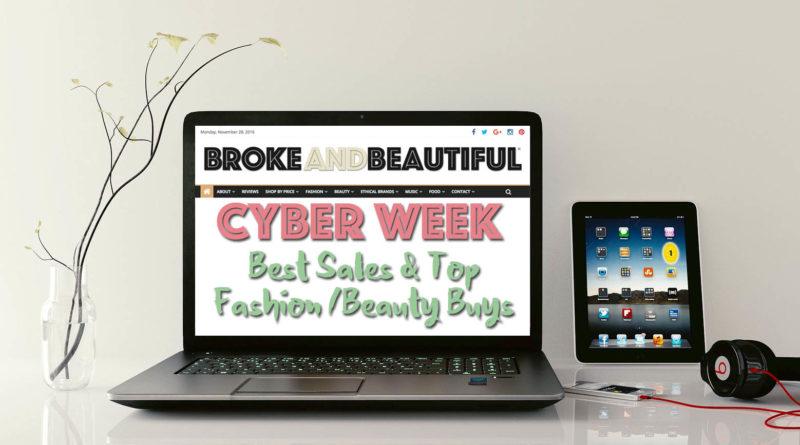 cyber-week-fashion-beauty-deals
