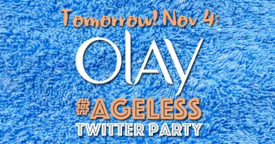 OLAY #Ageless Twitter Party