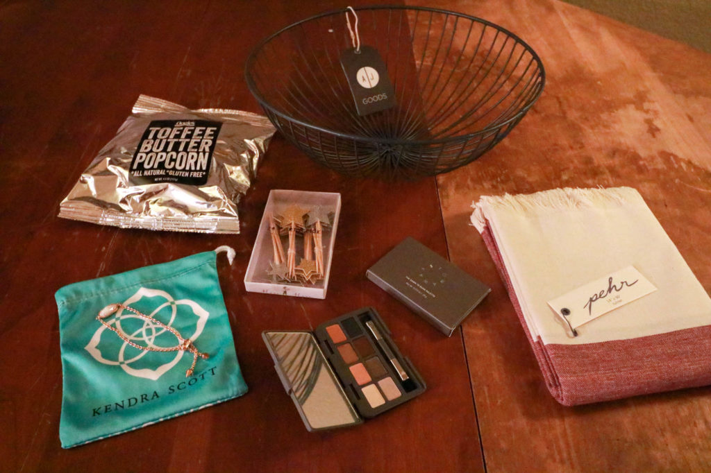beauty lifestyle subscription box unboxing
