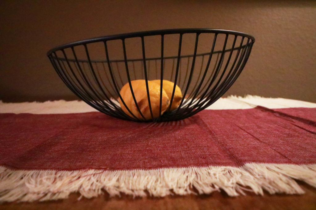 POPSUGAR Must Have Box - AJ Goods Wire Bowl