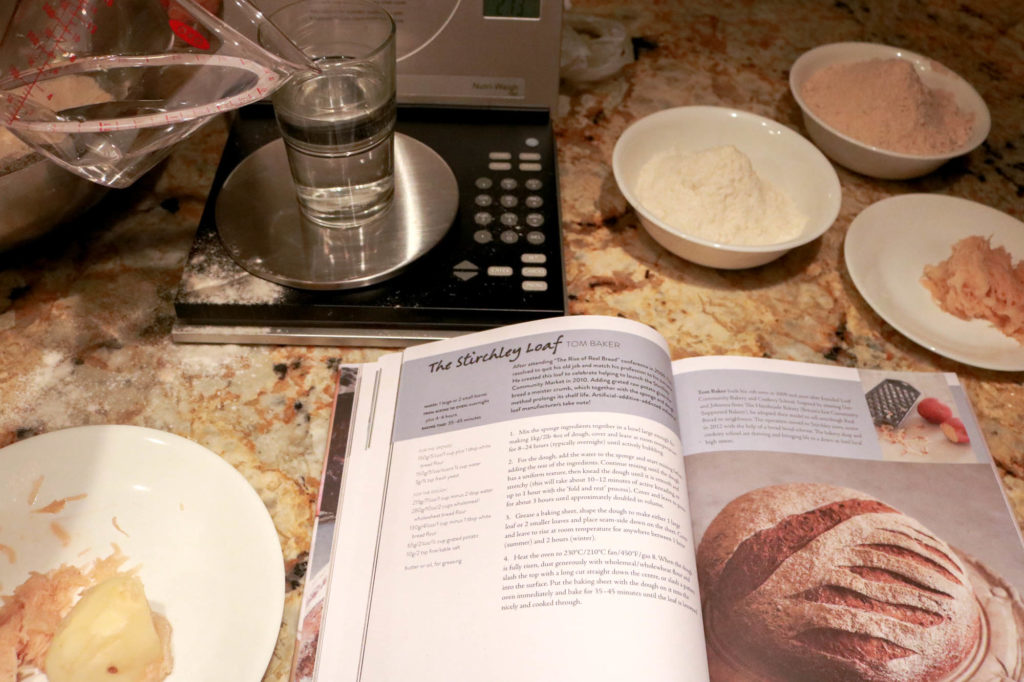 Slow Dough: Real Bread #RealBreadCampaign by Chris Young