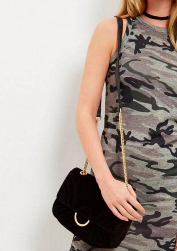 velvet-hanadbag-camo-dress