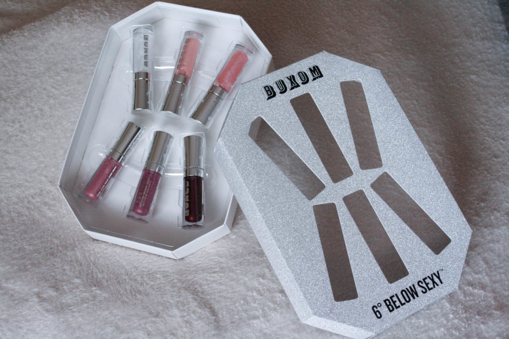 Buxom 6 Degrees Below Sexy Lip Polish Holiday Gift