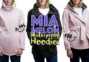 ECIG: Up to 84% Off Mia Melon Waterproof Hoodies