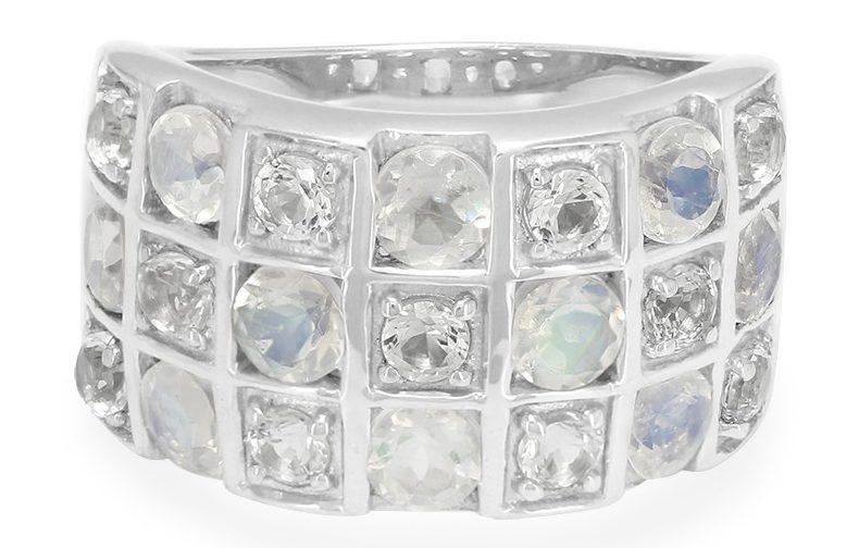Wedding Ring Resale 59 Cute Rainbow Moonstone Ring